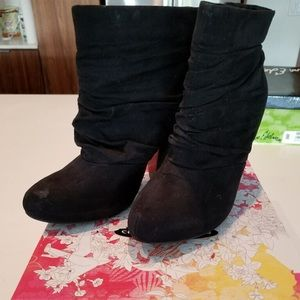 Chinese laundry bootie